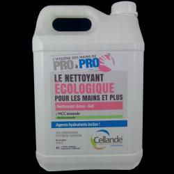 Nettoyant doux - gel - MCC amande - 5L