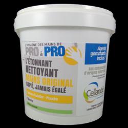 Shop floor soap - Almond powder cleaner