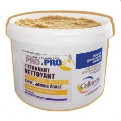 Shop floor soap - Lavender powder cleaner