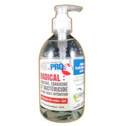 Hand antiseptic - gel - Hydro-alcoholic gel
